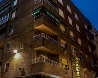 Hotel Carlos III - Агілас - Будівля