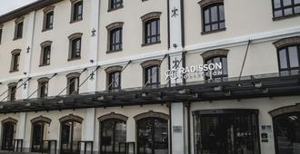 Radisson Collection Hotel, Old Mill Belgrade - Βελιγράδι - Κτίριο