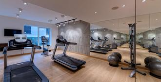 Radisson Collection Hotel, Old Mill Belgrade - Belgrado - Gimnasio