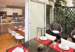Hotel Le Relais du Marais - Paris - Restaurant