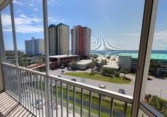 Destin Holiday Beach Resort - Destin - Balcony