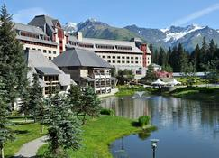 Alyeska Resort - Girdwood - Κτίριο
