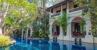 Khum Phaya Resort & Spa, Centara Boutique Collection - צ'אנג מאי - בריכה