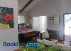Te Ava Beach Villas - Rarotonga - Habitación