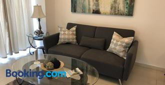 Studio Apartment Lincoln Suite - Santo Domingo - Wohnzimmer