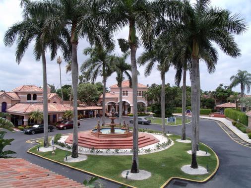 Grand Palms Spa & Golf Resort - Pembroke Pines - Outdoors view