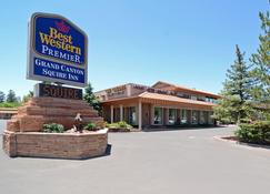 Best Western Premier Grand Canyon Squire Inn - Grand Canyon Village - Κτίριο