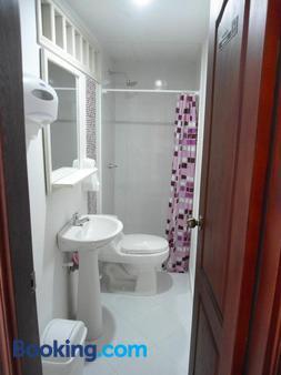 馬格達雷納酒店 - 喀他基那 - 卡塔赫納 - 浴室