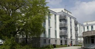 Keynes College-University Of Kent - Canterbury - Edificio