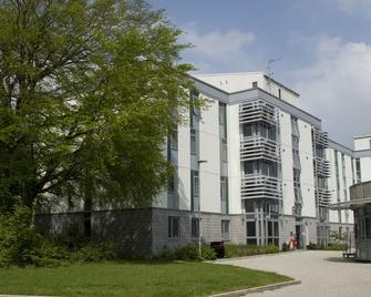 Keynes College-University Of Kent - Кентербері - Building
