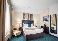凱富酒店 - 哈立法克斯 - 哈利法克斯 - 臥室
