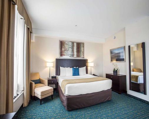 Comfort Hotel Bayer's Lake - Halifax - Bedroom