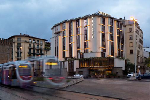 Starhotels Michelangelo Firenze - Φλωρεντία - Κτίριο
