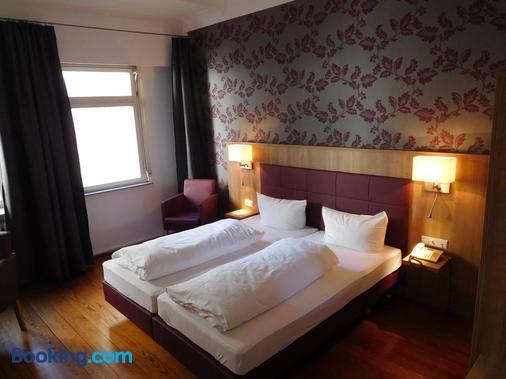 Hotel am Kornmarkt - Heidelberg - Bedroom