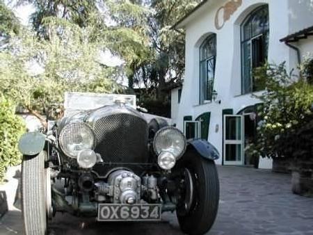 Hotel Villa Clementina - Bracciano - Outdoors view