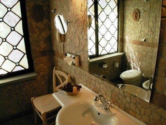Hotel Villa Clementina - Bracciano - Bathroom