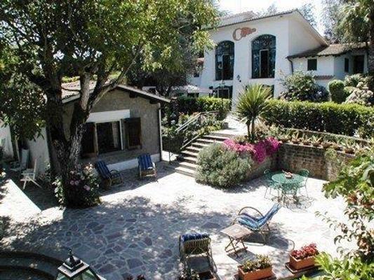 Hotel Villa Clementina - Bracciano - Patio
