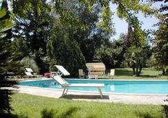 Hotel Villa Clementina - Bracciano - Pool