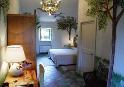 Hotel Villa Clementina - Bracciano - Bedroom