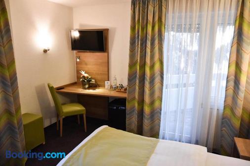 Martins Klause Airport Messe Hotel - Leinfelden-Echterdingen - Bedroom
