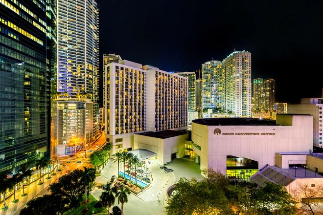 Hyatt Regency Miami - Miami - Toà nhà