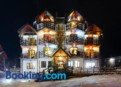 Hotel History - Bukovel - Building