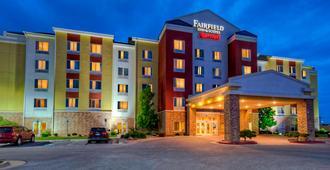 Fairfield Inn & Suites Oklahoma City Airport - Oklahoma City - Building