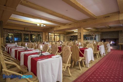 Hotel Golebiewski Wisla - Wisla - Bankettsaal