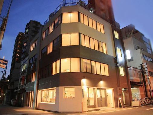 Hostel Teltel Bouzu - Osaka - Toà nhà