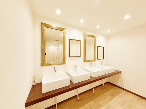 Hostel Teltel Bouzu - Osaka - Phòng tắm