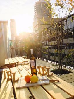 Hostel Teltel Bouzu - Osaka - Bar