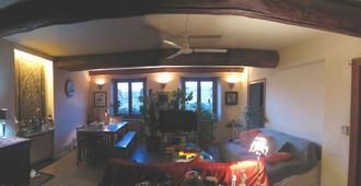 相機景觀民宿 - 熱那亞 - 客廳