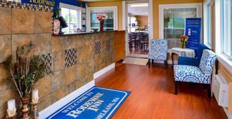 Rodeway Inn Orleans - Cape Cod - Orleans - Front desk