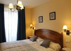 Apartamentos La Lula - Cudillero - Chambre