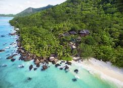 Hilton Seychelles Labriz Resort & Spa - Silhouette Island - Budynek