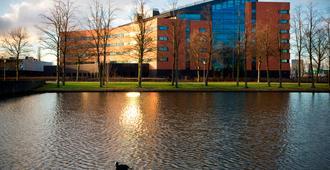 Van der Valk Hotel Rotterdam - Blijdorp - Roterdã - Edifício