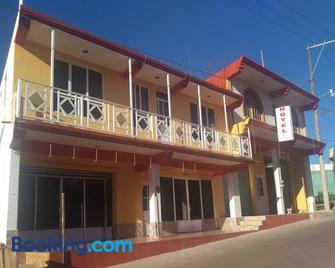 Hotel Don Fer - Chignahuapan - Gebouw