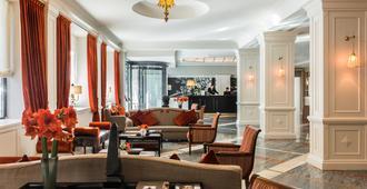 Starhotels Michelangelo Rome - רומא - טרקלין