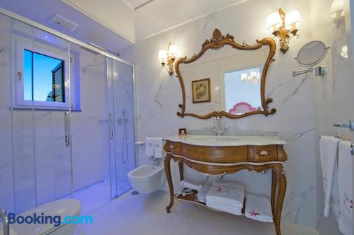 Villa Corallium - Praiano - Phòng tắm
