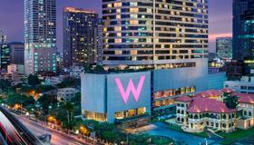 W Bangkok - Bangkok - Bâtiment
