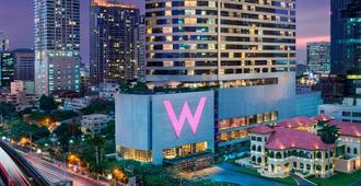W Bangkok - בנגקוק - בניין