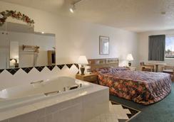 Super 8 by Wyndham Aransas Pass - Aransas Pass - Schlafzimmer