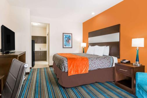 Days Inn & Suites by Wyndham Katy - Katy - Phòng ngủ