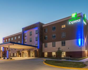 Holiday Inn Express Troy - Troy - Gebäude