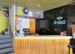 G-galyx Innhotel - Cagayan de Oro - Ρεσεψιόν