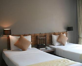 Baantoom Village And Resort - Chanthaburi - Yatak Odası