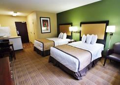 美國長住酒店 - 底特律 - 大都會機場 - 羅慕勒斯 - 羅穆盧斯 - 臥室