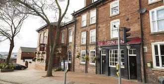 Sun Inn - Nottingham - Edificio