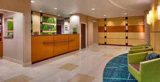 SpringHill Suites by Marriott Cedar City - Cedar City - Front desk
