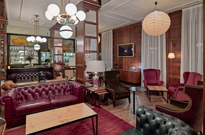 H10 Montcada Boutique Hotel - Barcelona - Lounge